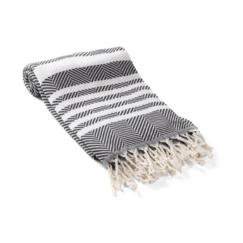 Silky Turkish Towel / Throw