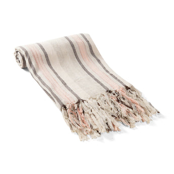 Ela Linen Turkish Towel / Throw
