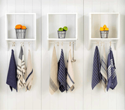 Rustic Parma Kitchen Towel