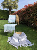 Essential Turkish Hand / Kitchen Towel Set of 3
