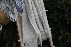 Pebble Turkish Towel / Throw