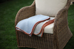 Brooklyn Stitch Edge Throw