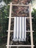 Marine Turkish Towel / Throw