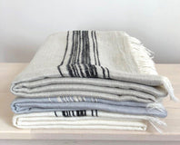 Marlowe Pure Linen Turkish Towel