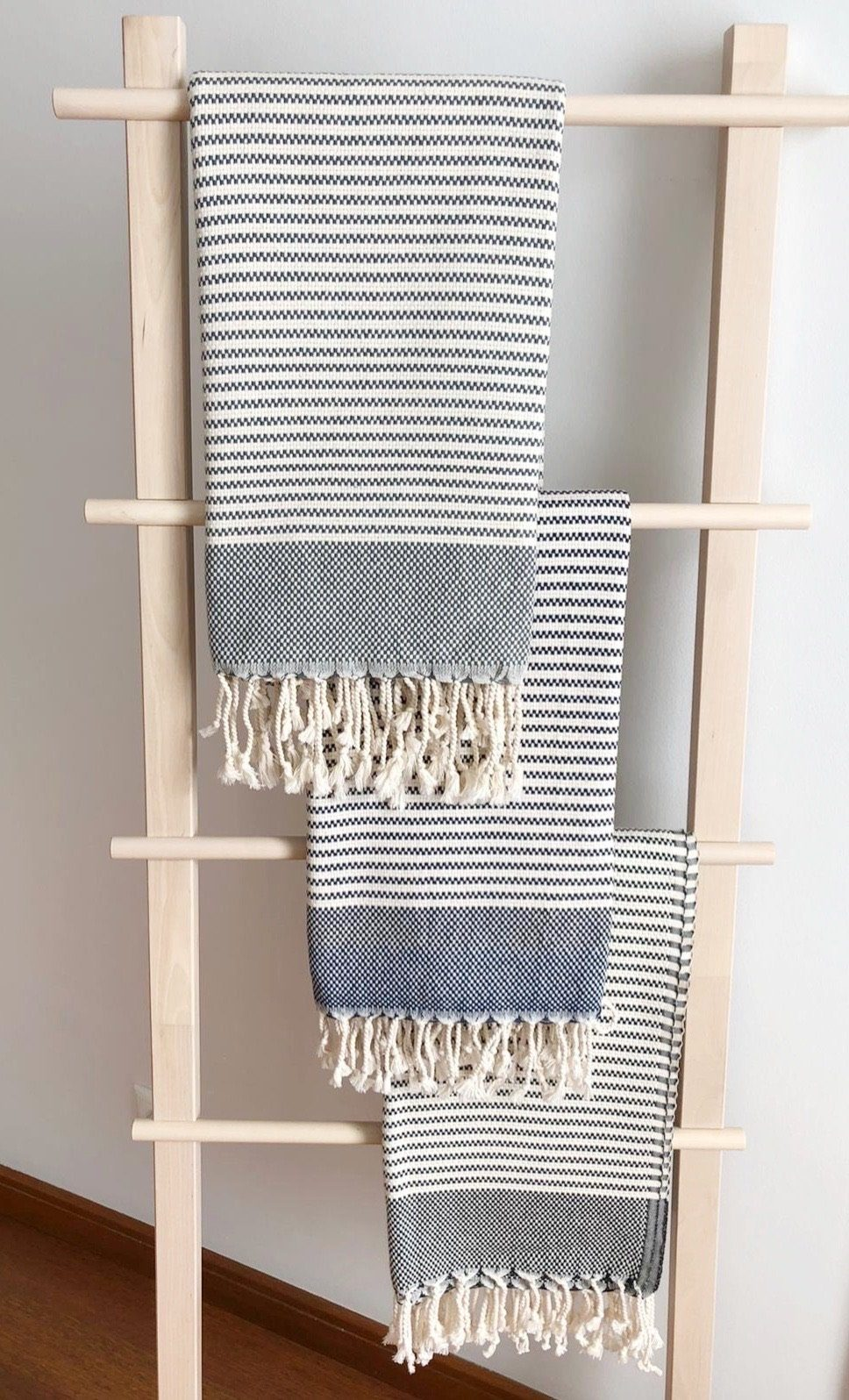 Zipper Turkish Towel / Throw