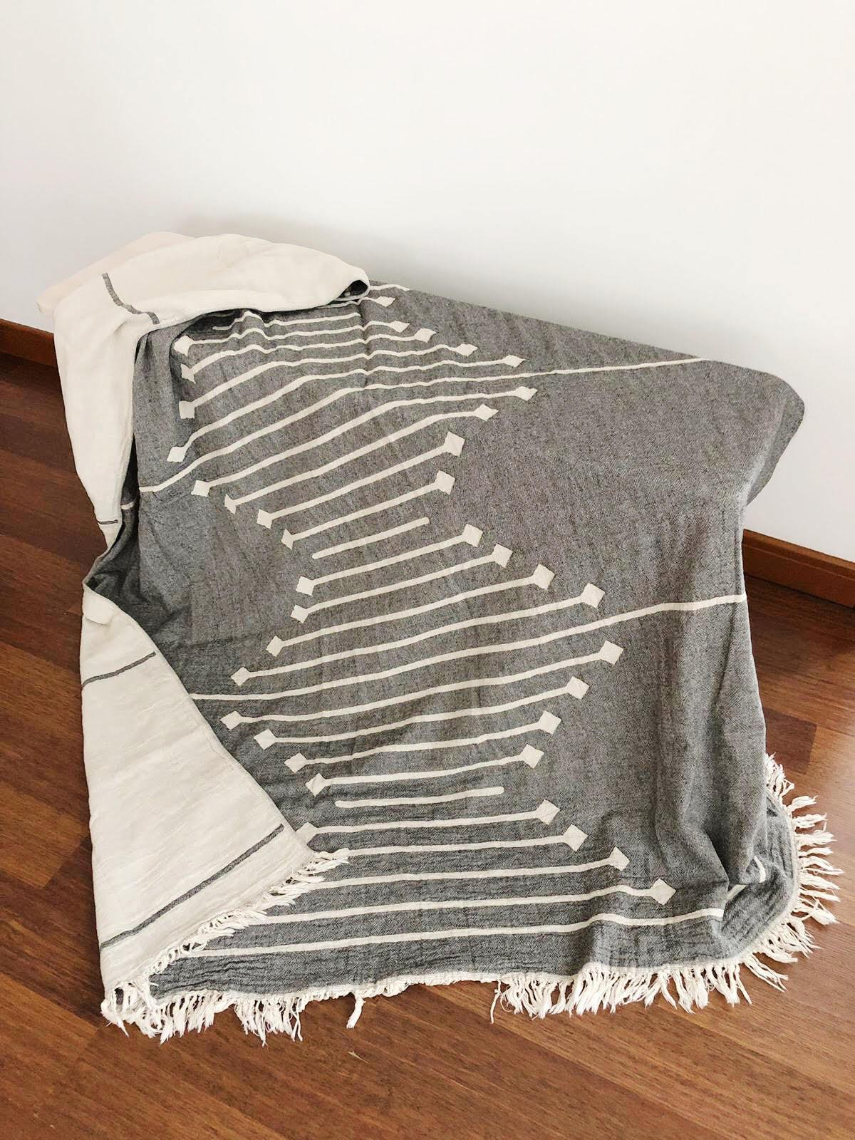 Sedona Double Sided Throw