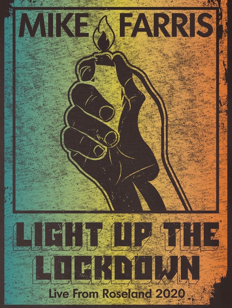 NEW  T- Shirt  !! Light Up the Lockdown T-shirt 2020
