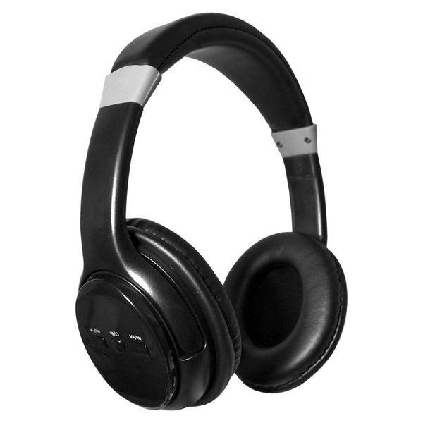 Wireless Bluetooth Over Ear Headphones (Black/Charcoal)