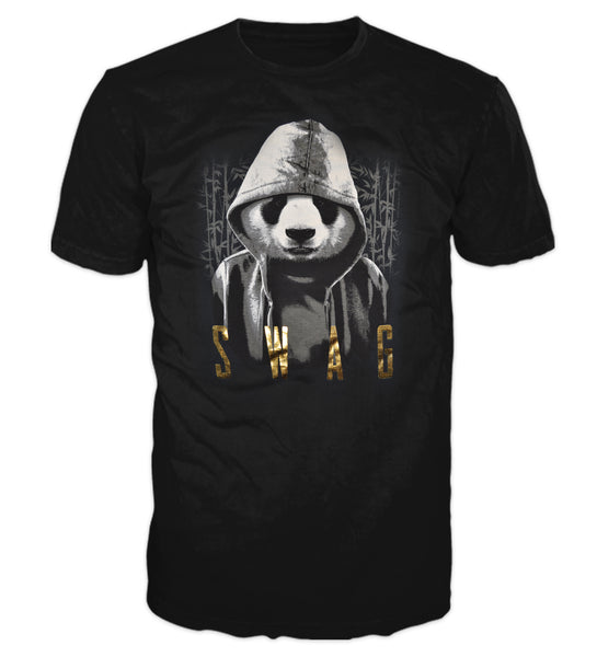 Street Swag Panda Men's Graphic T-Shirt