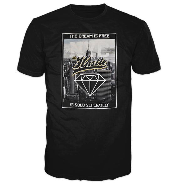 Hustle Sold Separately Men's Graphic T-Shirt