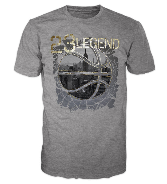Ball City 23 Legend Men's Graphic T-Shirt
