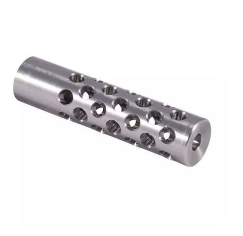 22 Cal. - #1 Shrewd Muzzle Brake by Keeno Arms