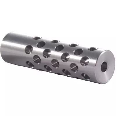 22 Cal. - #2 Shrewd Muzzle Brake by Keeno Arms