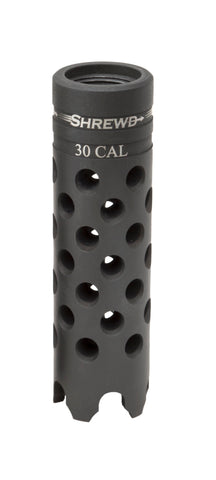 30 Cal. - Shrewd Muzzle Brake by Keeno Arms