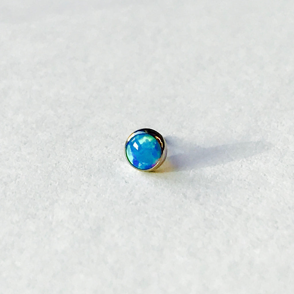 NeoMetal Pushpin Opal End