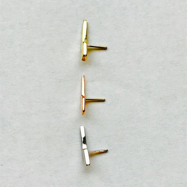 BVLA Pushpin Lightning Bolt End