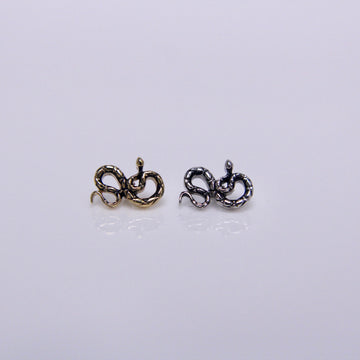 BVLA Coiled Snake Threaded End