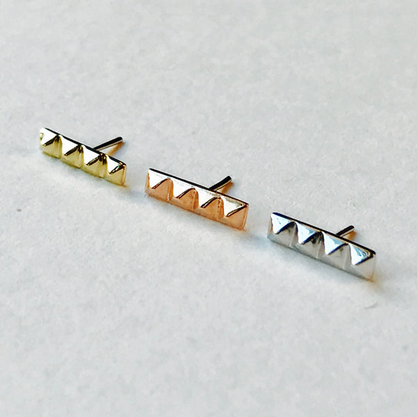BVLA Pushpin Pyramid Strip End