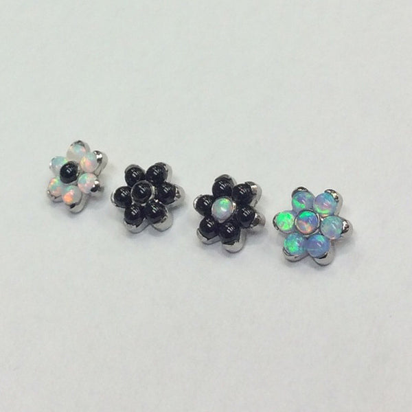 Anatometal Threaded Flower End