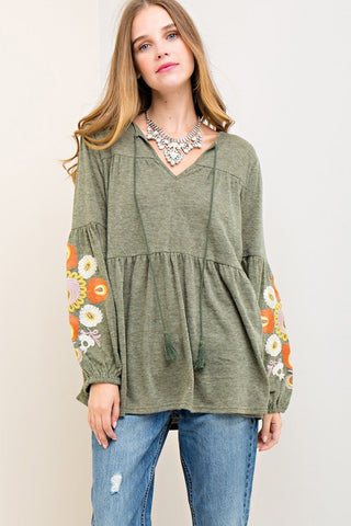 The Mallory Top