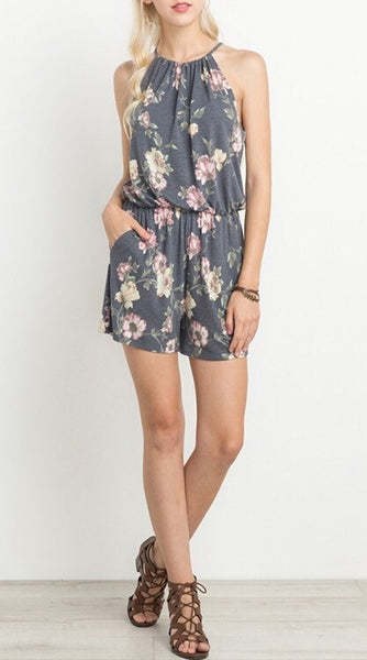 The Blair Playsuit