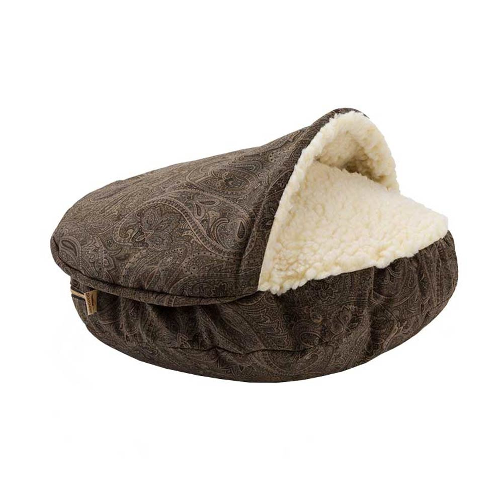 Snoozer Luxury Cozy Cave - Laurel Mocha