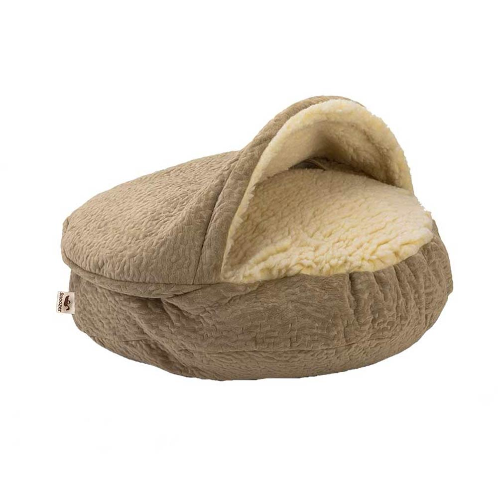 Snoozer Luxury Cozy Cave - Piston Sand