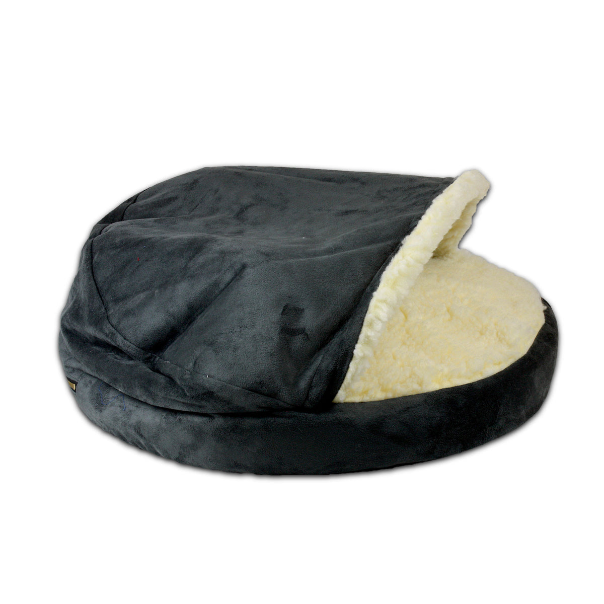 Snoozer Luxury Orthopedic Cozy Cave - Anthracite