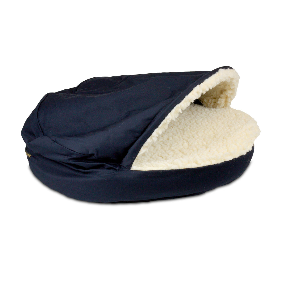 Snoozer Orthopedic Cozy Cave - Navy