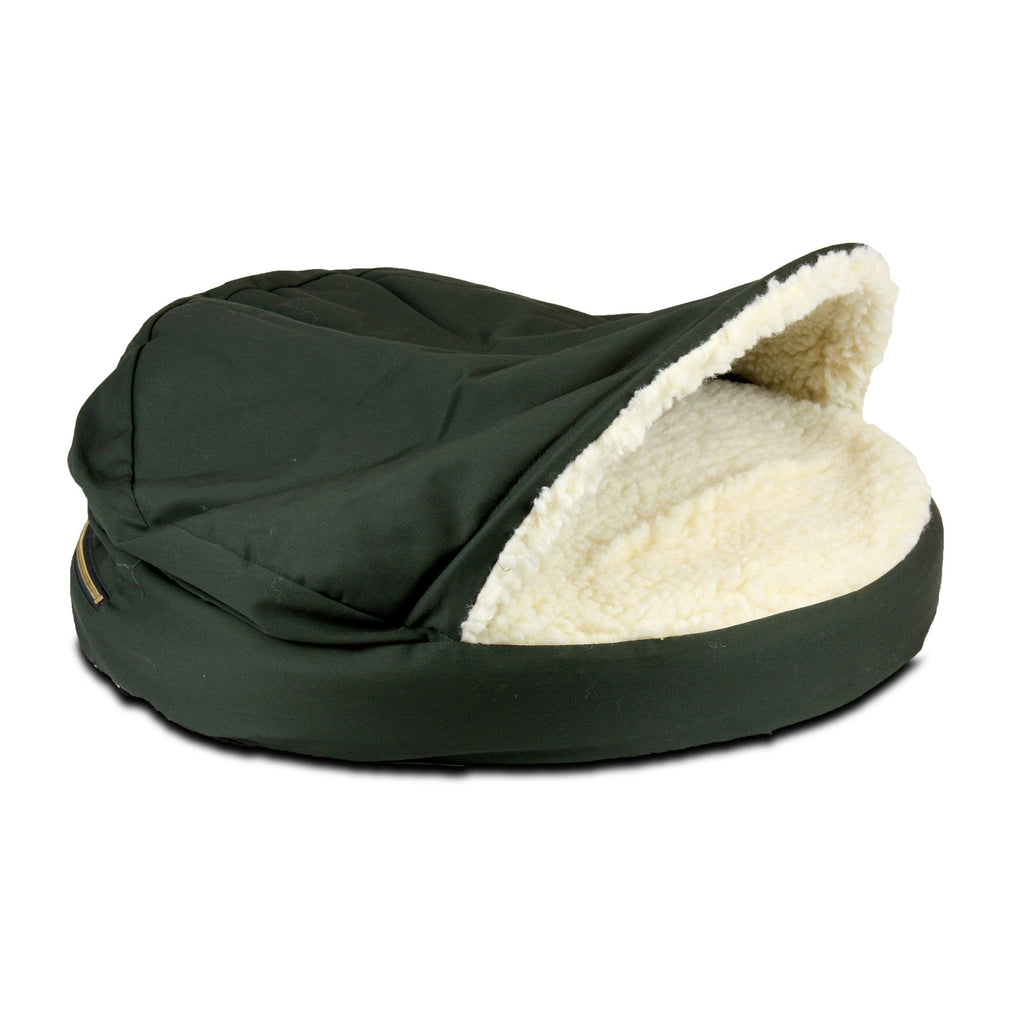 Snoozer Orthopedic Cozy Cave - Olive