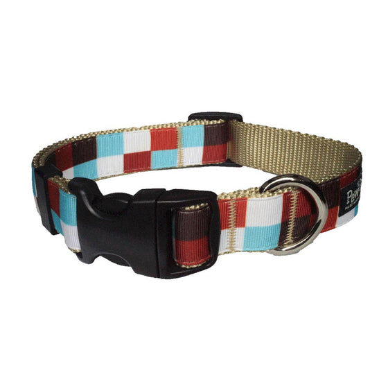 Paw Paws Dog Collar - Hula Block