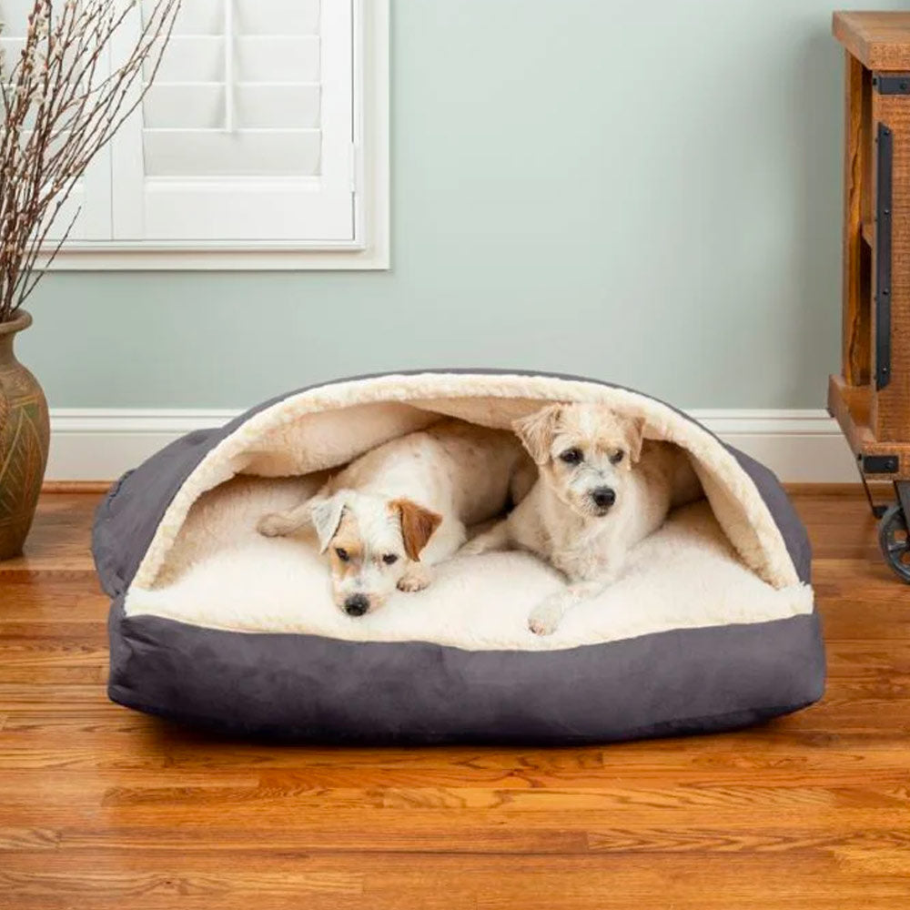 Snoozer Rectangle Cozy Cave Dog Bed