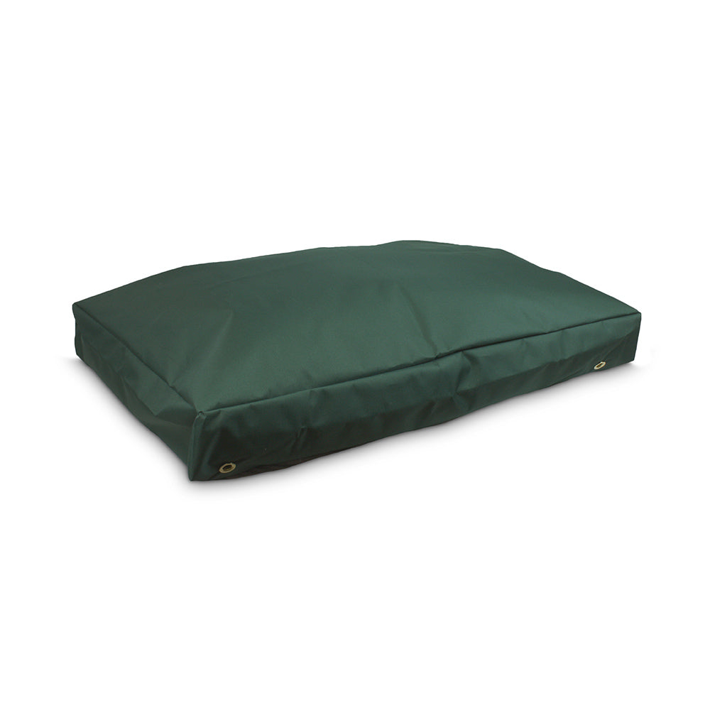 Snoozer Waterproof Dog Bed - Green