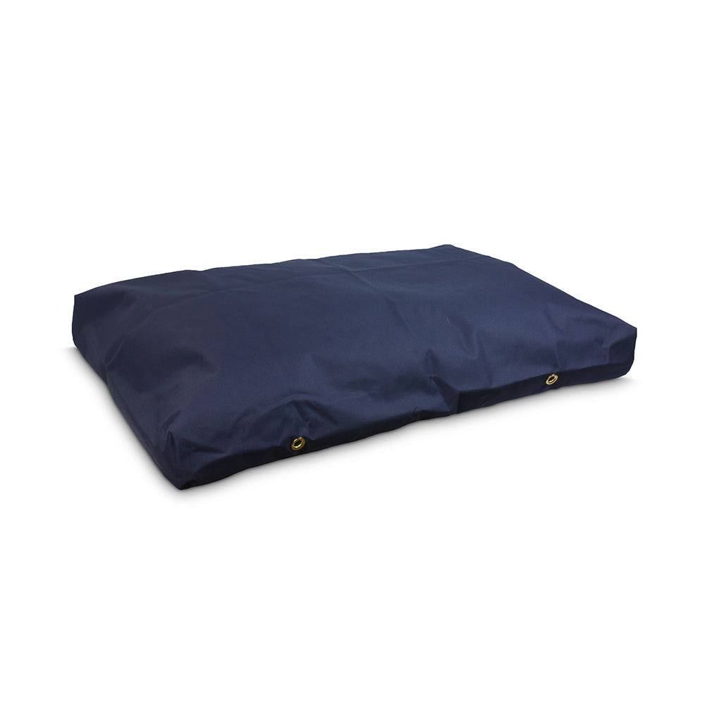 Snoozer Waterproof Dog Bed - Navy