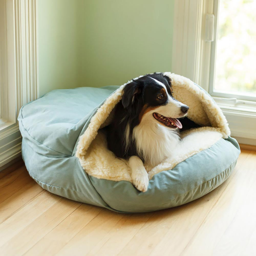 Snoozer Luxury Cozy Cave Dog Bed