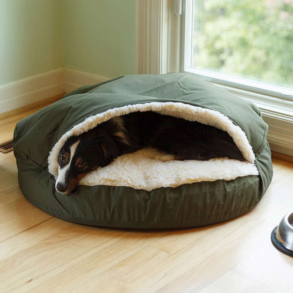 Snoozer Regular Orthopedic Cozy Cave