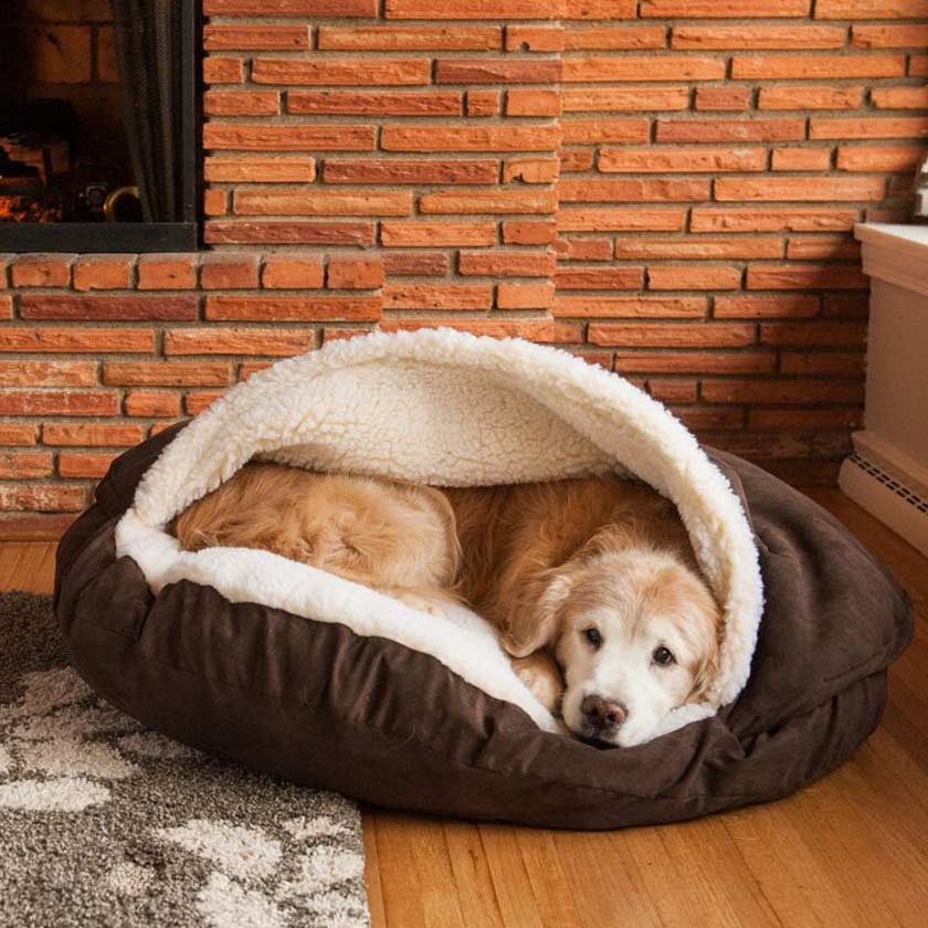 Cozy Cave Dog Beds