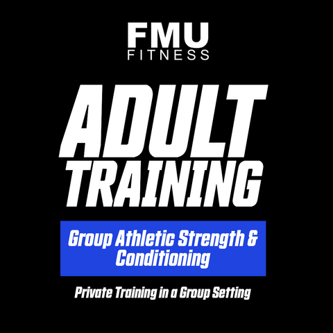 Adult Training and Registration