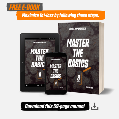 Coach Theo's Master The Basics Nutrition, Fitness,  & Longevity FREE E-BOOK