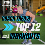 Coach Theo's Top 12 Workouts [Instant Digitial Access]