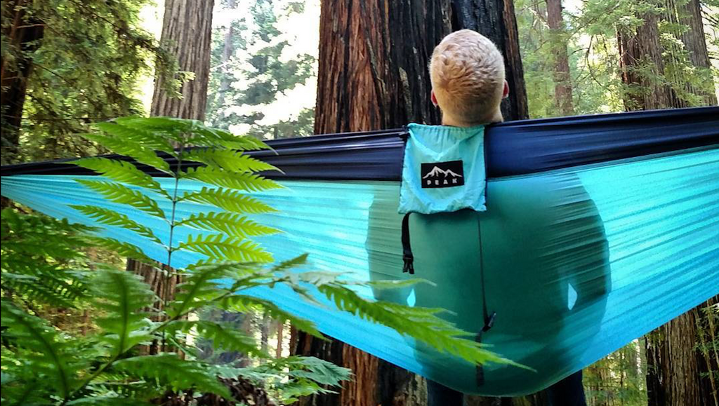 Where to use your Camping Hammock in Northern California