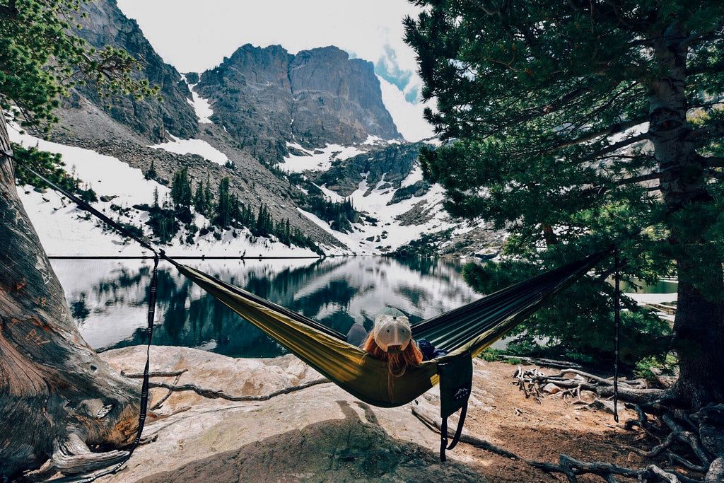 What Is A Camping Hammock?