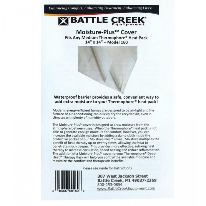 "Battle Creek Heat Therapy 14"" X 14"" Thermophore Moisture Plus Cover"