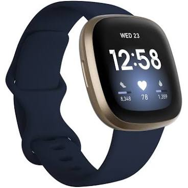 Fitbit Versa 3 Smart Watch with GPS