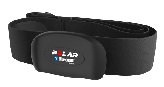 Polar Polar Accessories Black - Retail Package / Med/XL - 30-45 Inches Polar H7 Bluetooth Smart Chest Transmitter