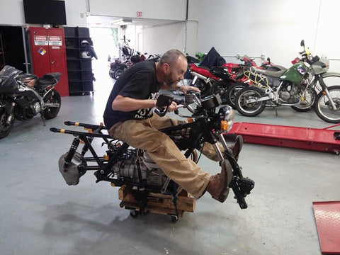 Motorcycle / Engine Rebuild Projects at Moto Guild