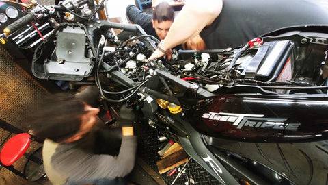 Motorcycle Engine Rebuild Projects At Moto Guild