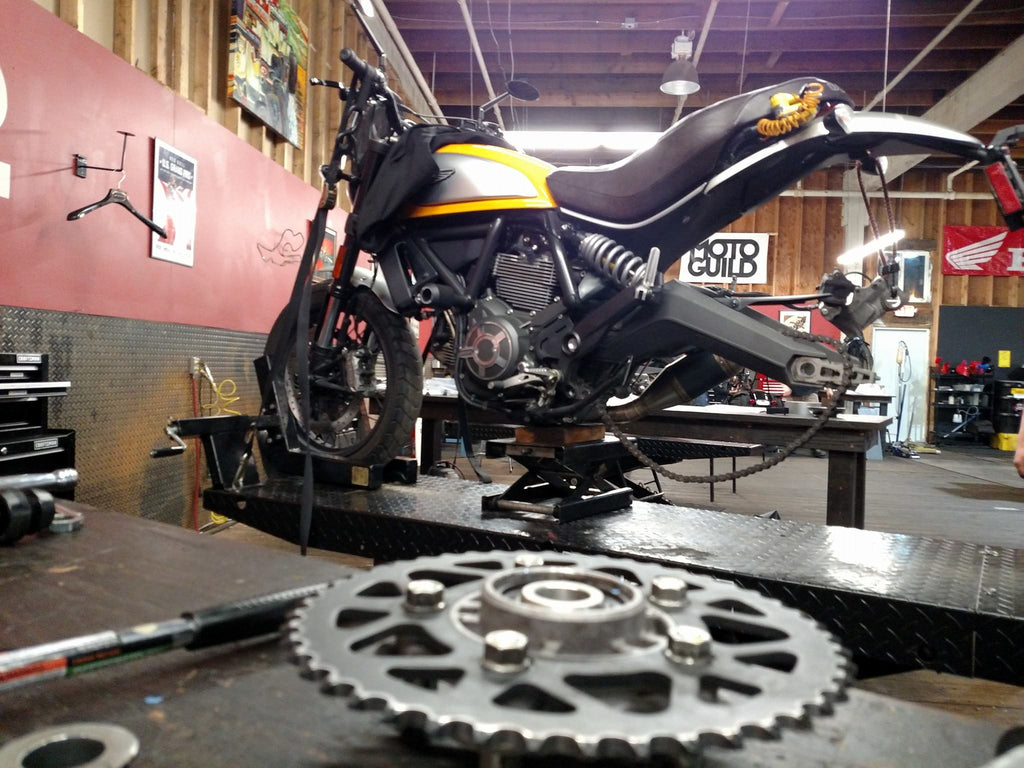 Chain and Sprockets Workshop