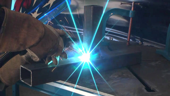 Introduction to MIG Welding