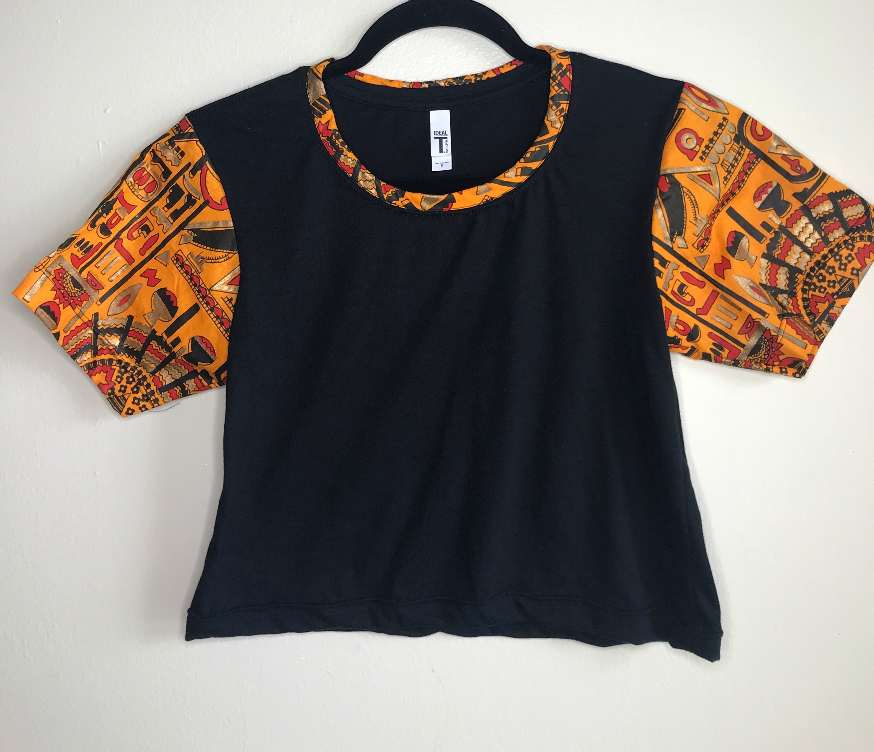 GIZA CROPPED TOP